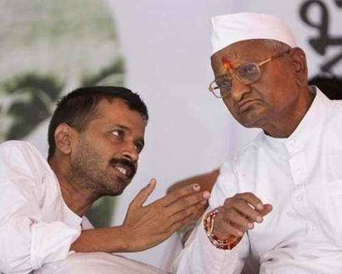 Anna Hazare Has Lost All Hope In Arvind Kejriwal