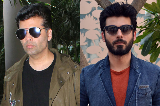 Is Dreamy Fawad Khan Going To Be The First Guest On Koffee With Karan?