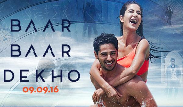 5 Reasons Why 'Baar Baar Dekho' Should Be On Your 'Must Watch' List This Weekend!