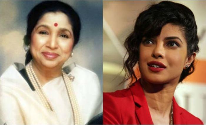 Asha Bhonsle Believes Priyanka Chopra Is The Perfect Choice To Play Her On-Screen
