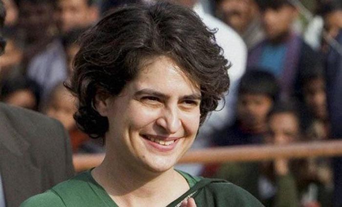 Priyanka Gandhi To Campaign In Amethi, Rae Bareli From February 13th