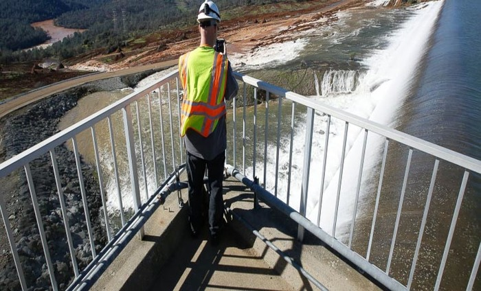 Evacauation Orders In The US Over Dam Erosion, Near The Oroville Dam