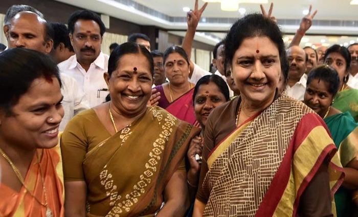 Sasikala Natrajan Says, They Have Capabilities To Bring Their Enemies Down
