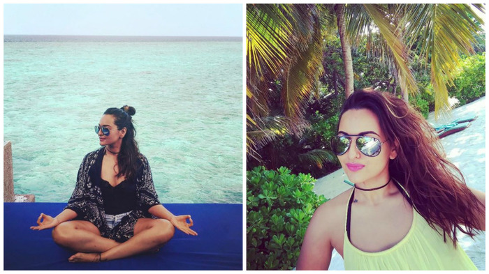 Sonakshi Sinha's Maldives Holiday Pictures Will Give You Vacation Goals