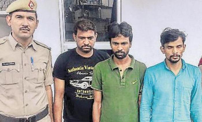 Car-Lifting Gang Busted In Delhi