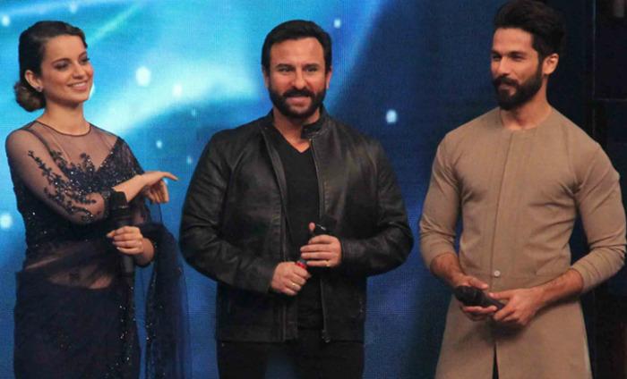 Kangana Ranaut On Her Rangoon Co-Stars