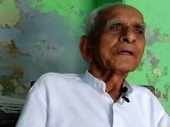 4-time MLA, Twice Minister, Yet This 92 YO UP Politician Lives In A Rented Home