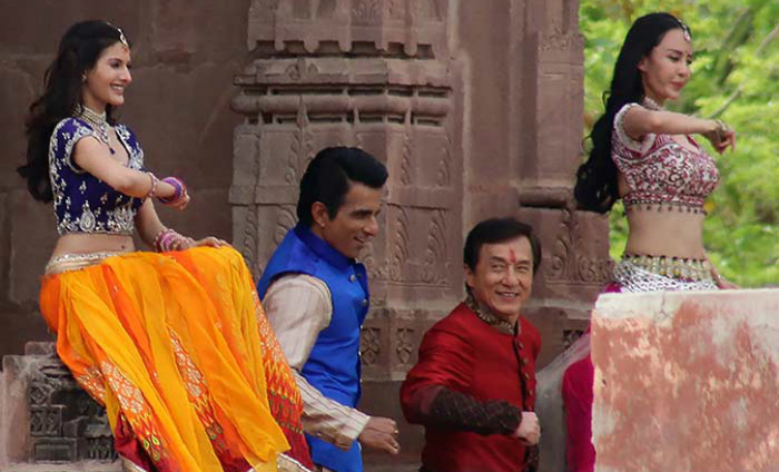 Kung Fu Yoga Movie Review: A Poorly Gummed Up Entertainer
