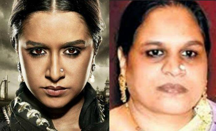 Shraddha Kapoor Breaks Girl-Next-Door Image With 'Haseena' First Look