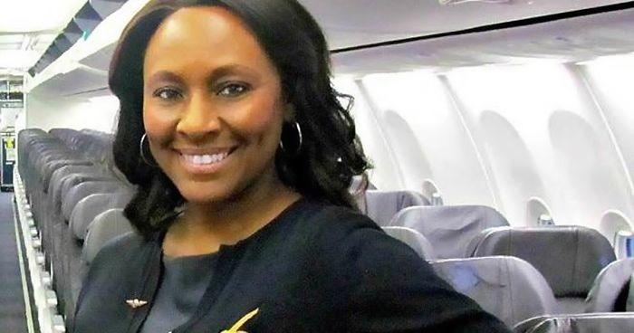 Flight Attendant Saved A Human Trafficking Victim By Leaving A Secret Note