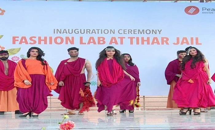 Tihar Jail And Pearl Academy Sets Up A Fashion Labratory, New Horizon For The Women Inmates