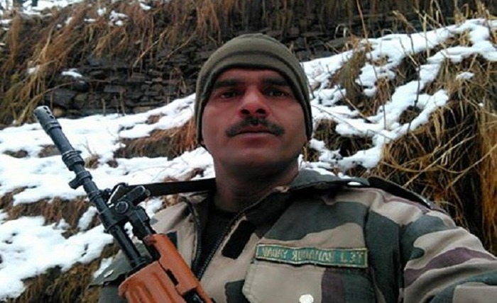 BSF Jawan Shares Video About Their Condition And Substandard Food