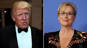 Donald Trump Shenanigans: President Elect Calls Meryl Streep 'Overrated'