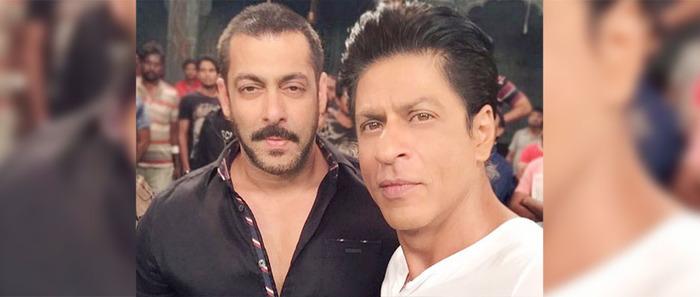 5 Times Salman Khan And Shah Rukh Khan Created Magic Together