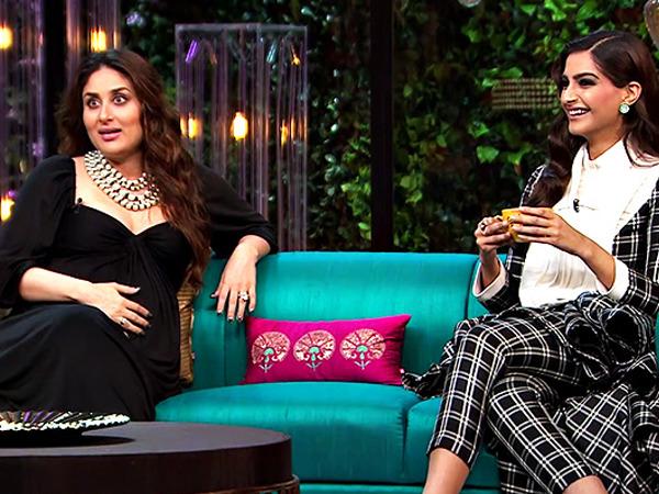 Koffee With Karan Season With Kareena And Sonam Was Like A Kitty Party Of Bollywood's Motormouths!