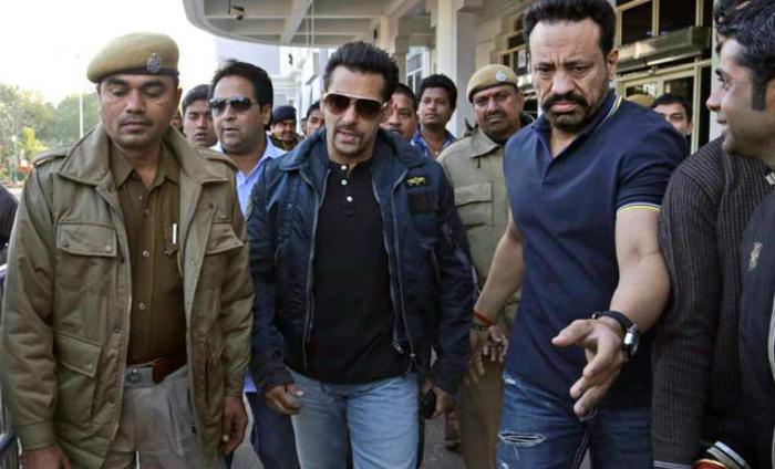 Arms Case: Salman Khan Acquitted In Blackbuck Poaching By Jodhpur Court