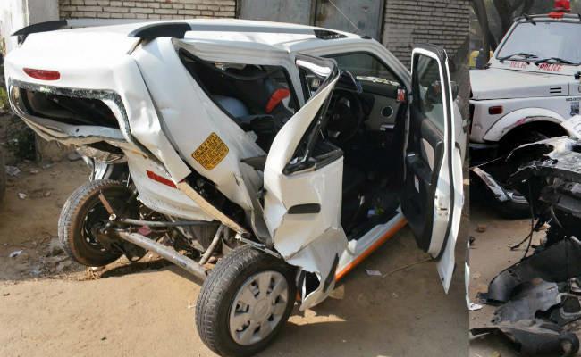 Uber Driver Killed On The Spot By Speeding BMW In Delhi