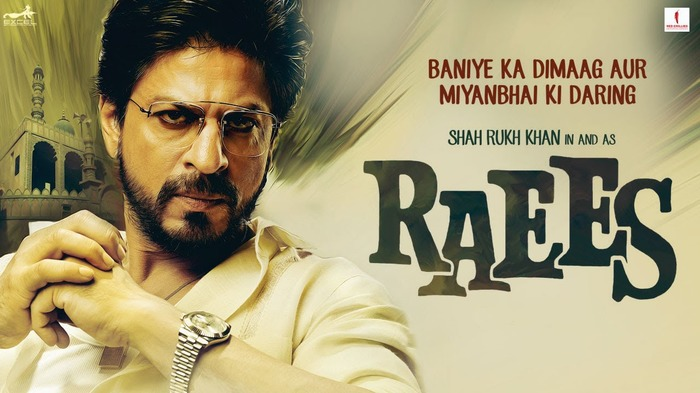 Raees Movie Review: Unexpected Ending And Plot Twists Make 'Raees' A One Time Watch