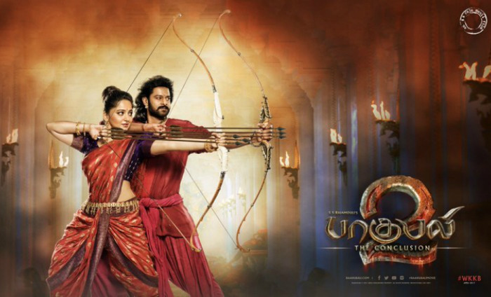 'Baahubali 2's' New Poster Is Finally Out, Check It Out Here