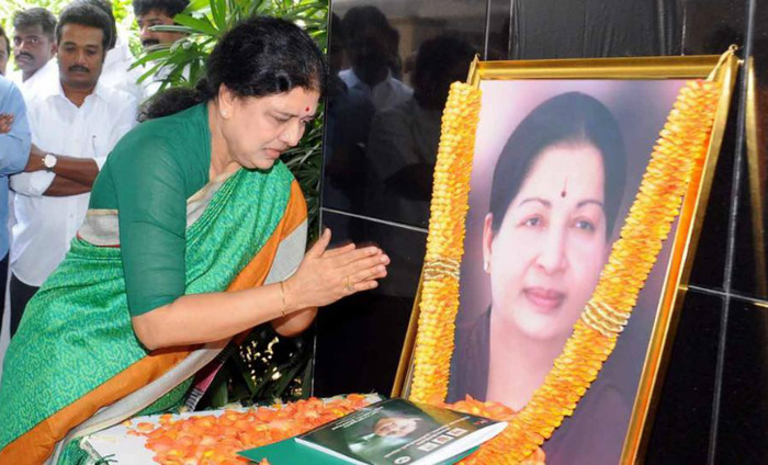 Will Sasikala Become The New Chief Minister Of Tamil Nadu?