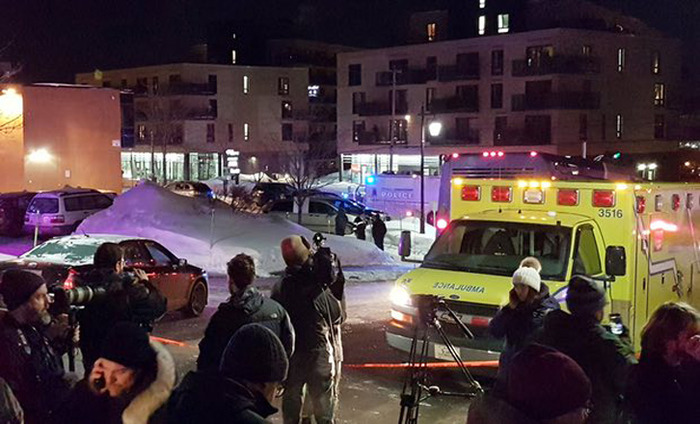 Quebec Mosque Attack: 5 Dead And Several Injured