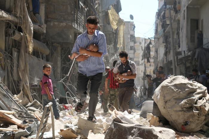 Heartbreaking Last Messages Of Aleppo Civilians