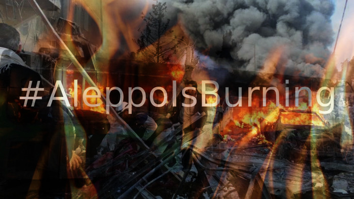 Aleppo Still Burns: 6 Evacuation Buses Torched, UN Helpless As Civilians Suffer