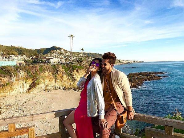 Suyyash Rai And Kishwer Merchant's Vacation Photos Are Bound To Give You Honeymoon Goals