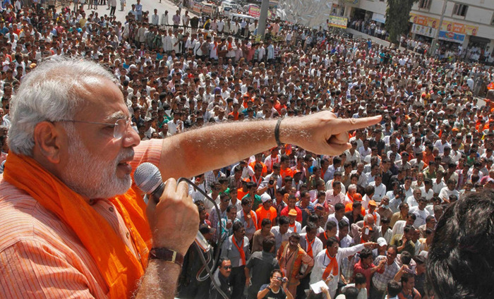 PM Narendra Modi's Mega Rally In Lucknow Today, 15 Lac People Expected