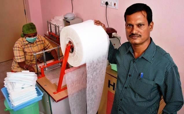 Meet Arunachalam Muruganantham, The 'Real' Padman
