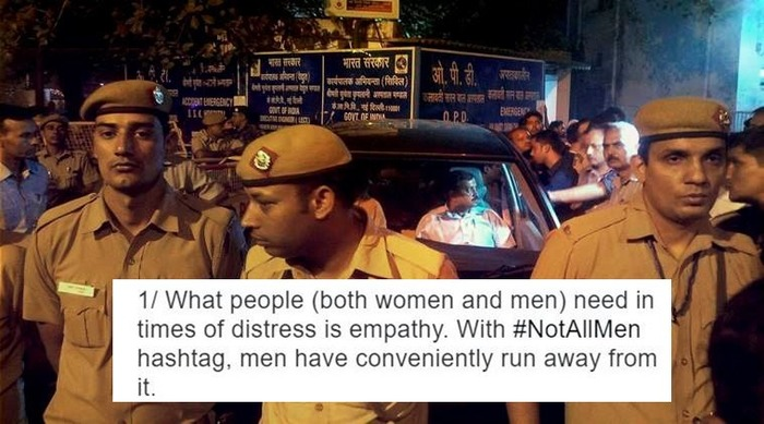 An Open Letter To Men Of India Who Posted With #NotAllMenAreTheSame