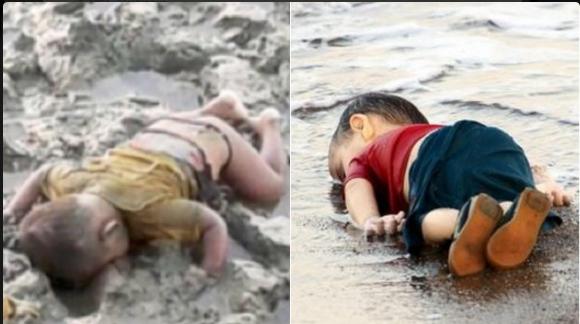 Rohingya Baby Washed Ashore Brings Back Haunting Memories Of Aylan Kurdi