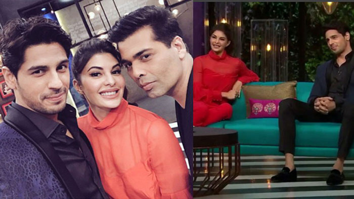Koffee With Karan Season 5: 5 Insane Things We Witnessed On The Couch With Jacqueline And Sidharth