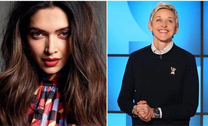 Deepika Padukone To Appear On The Ellen DeGeneres Show?