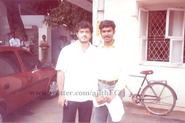 Most unseen pictures south star Ajith Kumar