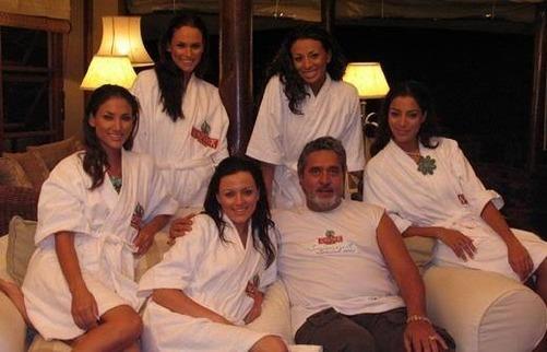 Revealed: Biggest secrets of the Mallya family Photos