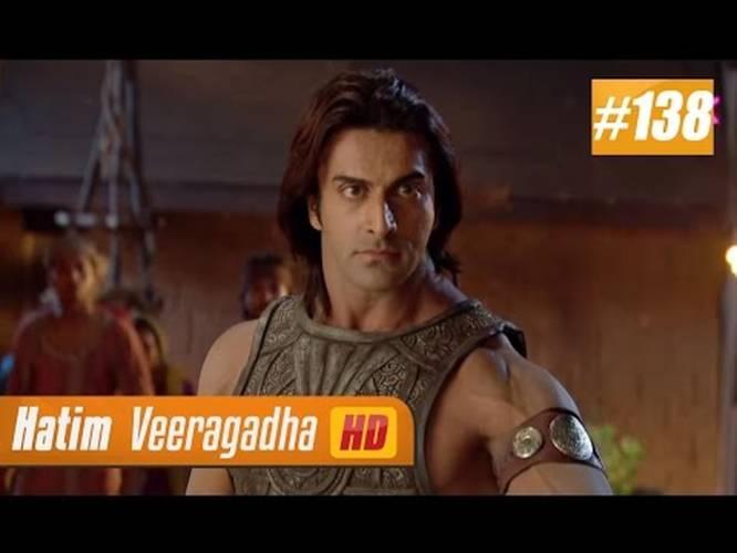 Hatim Veeragadha I ????? ?????? Final Episode 138 23-10-14 HD