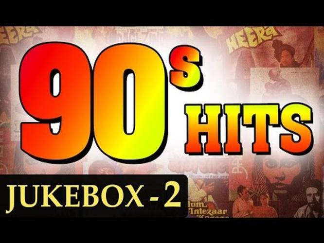 Best Of 90's Hindi Songs - Jukebox 2 - Non Stop Bollywood