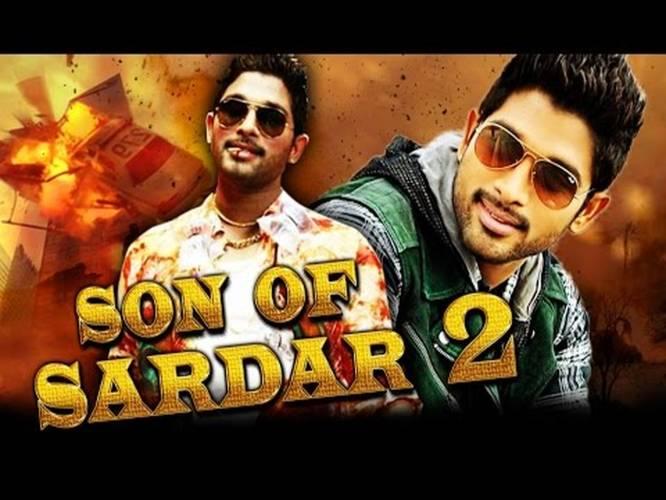 Son Of Sardaar 2 South Hindi Dubbed Movies 2016 | Allu Arjun