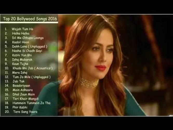 Best & Latest Bollywood Songs 2016 - 2017   Top 20 Bollywood Songs