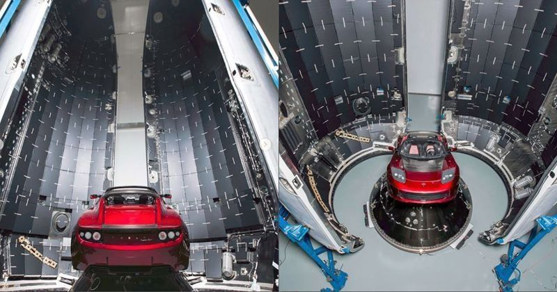 Elon Musk Isn't Joking About Sending Tesla Roadster To Mars