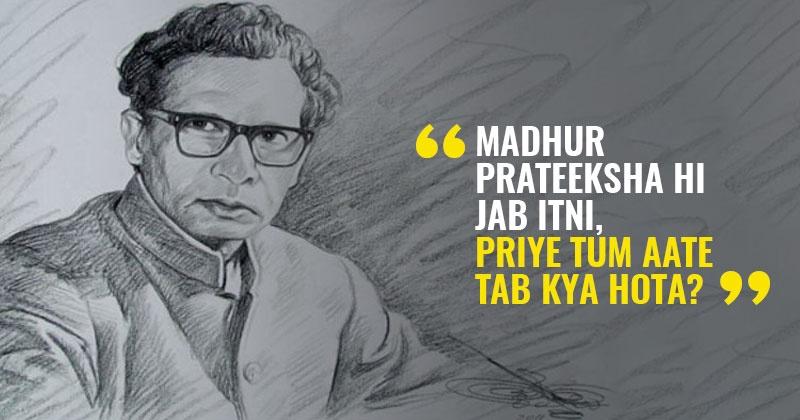 8 Profound Lines By Harivansh Rai Bachchan That Will Make