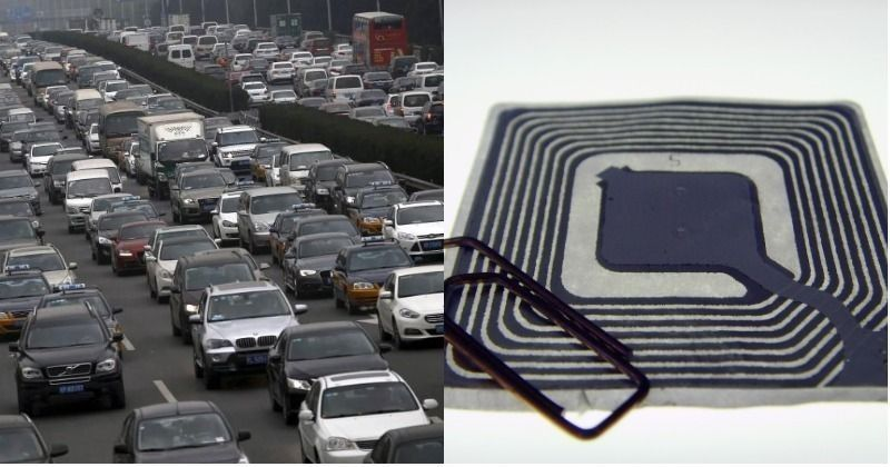 China Will Track People's Cars Using Mandatory RFID Chips