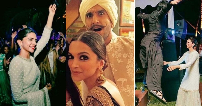 From Ring Ceremony To Sangeet, Here's How Deepika ...