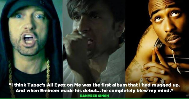 Gully Boy:Tupac To Eminem: Here's Everything That Inspired