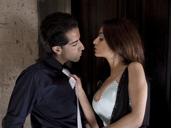 интимная жизнь видео секса с незнакомой девушкой помогают