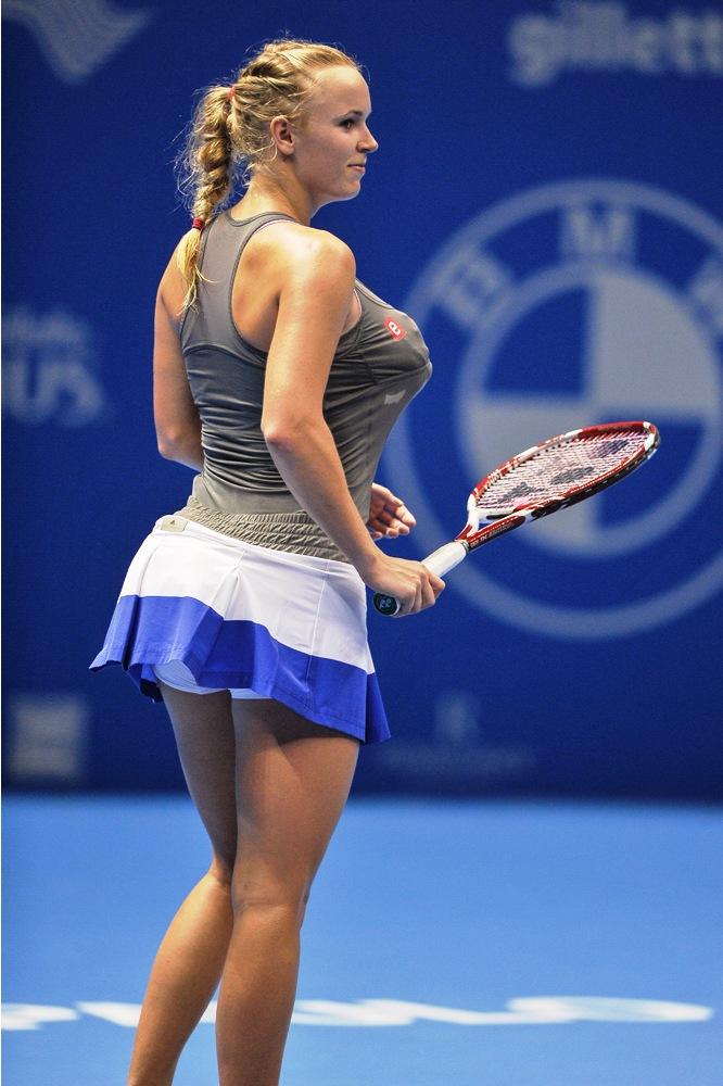 Busty Tennis Stars