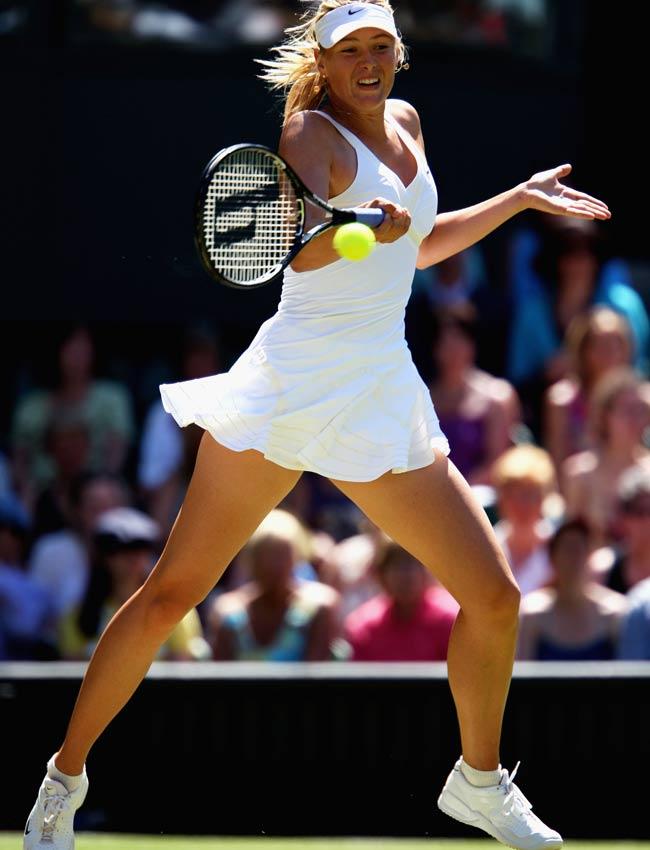 Women tennis players uniform mishaps 6