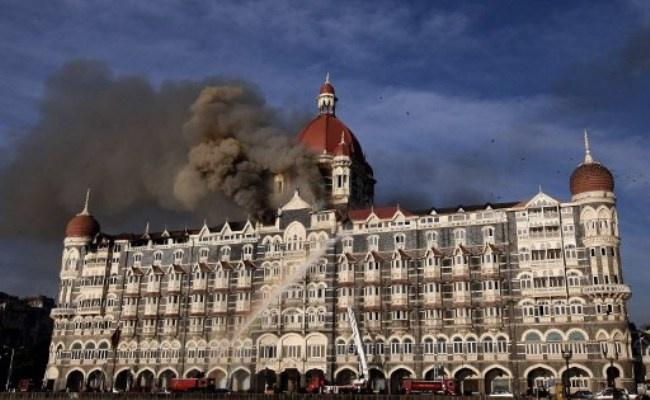 Images from the 26/11 Mumbai attacks.
