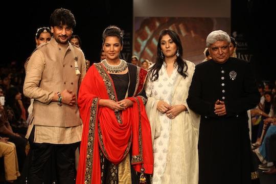 Shraddha Arya Hot Beautiful Photos That Will Make Your Day: IIJW DAY 3: Sushmita Sen, Alia Bhatt, Miss India Trio